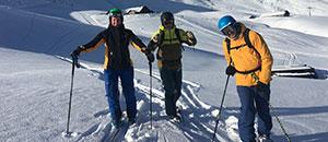 Skitouren Skioase Münster