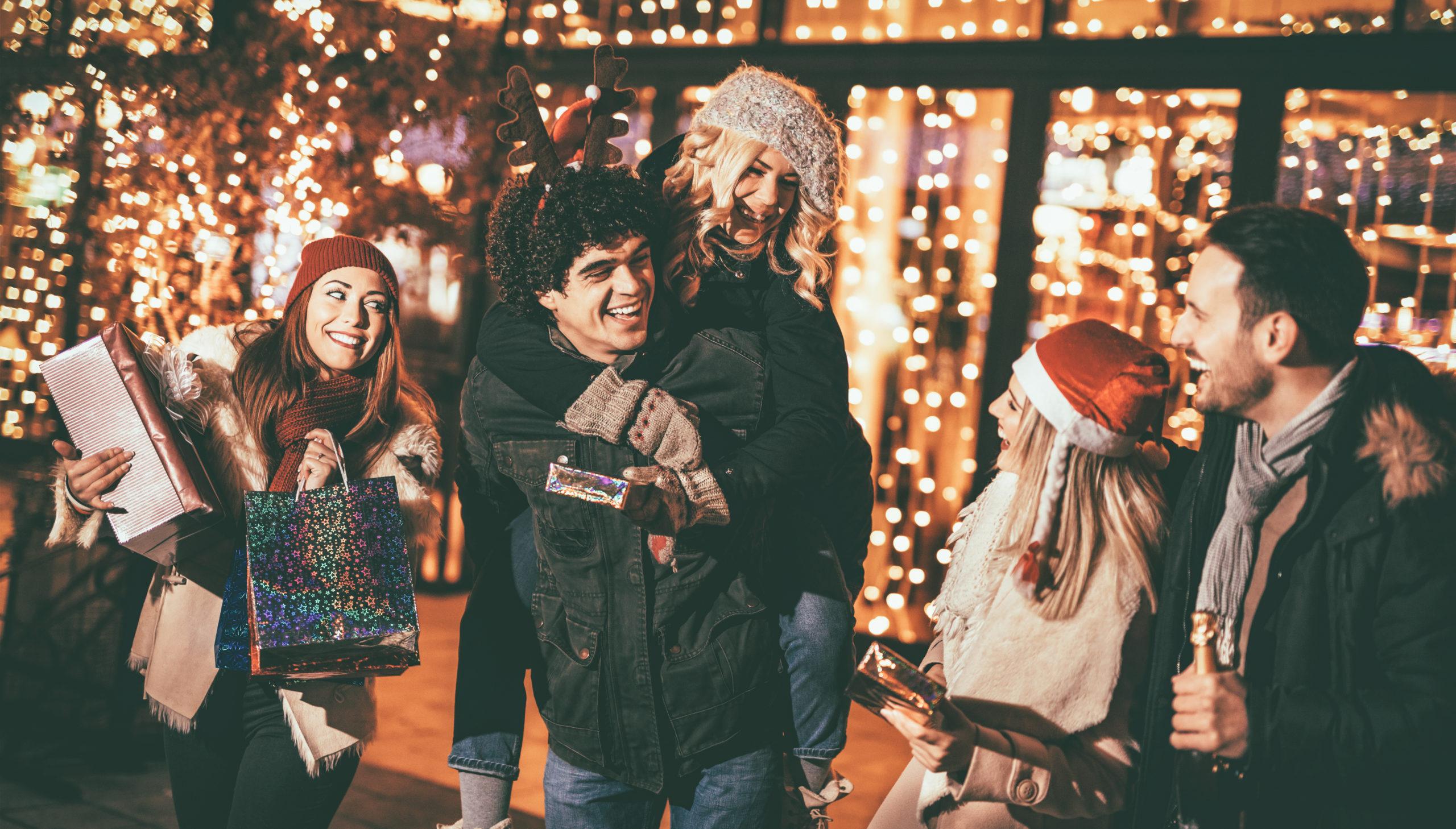 CityGames Dresden xMas Tour - Weihnachtsmarkt Freunde