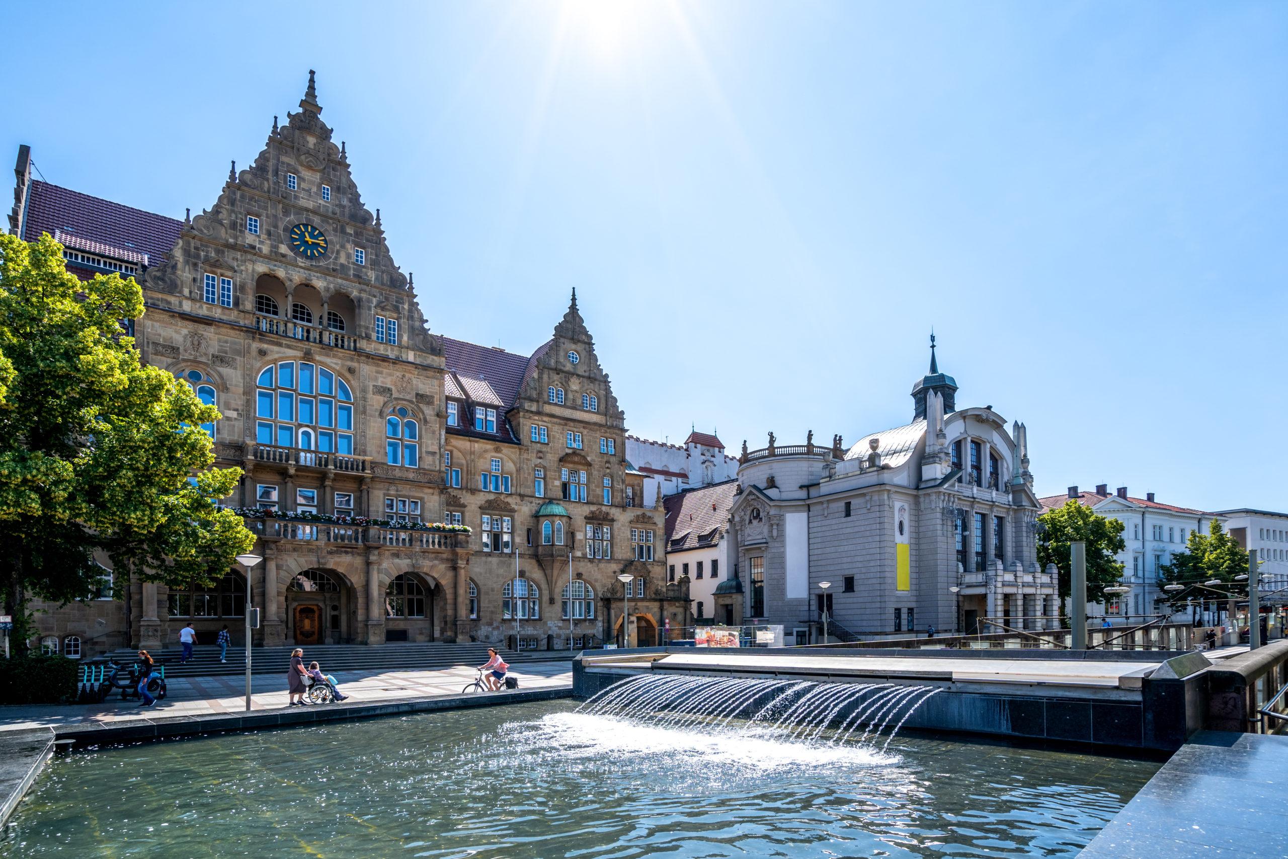 Altes Rathaus - Bielefeld