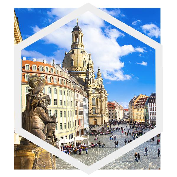 CityGames Dresden: Classic Tour